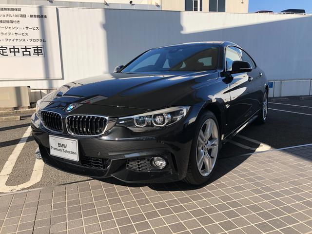 BMW 420iグランクーペ Mスピリット MスポーツPKG付き