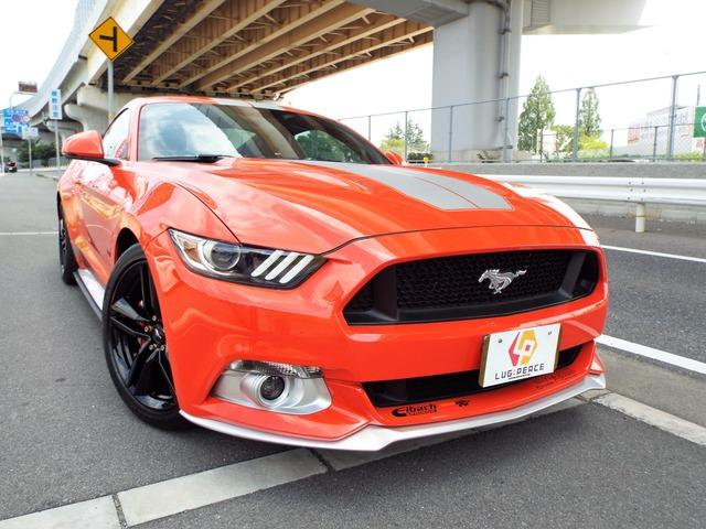 フォード マスタング 50イヤーズ エディション 限定カラー