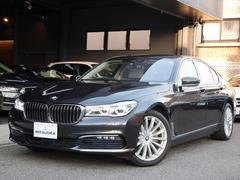 BMW740i サンルーフ 19AW 白革 プラスパッケージ
