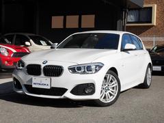 BMW118i Mスポーツ パーキングサポーパッケージ