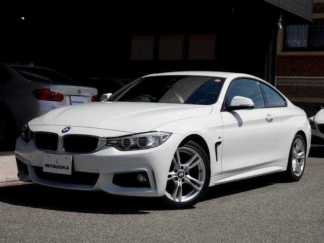 BMW 420iクーペ Mスポーツ 18AW レーダークルーズ