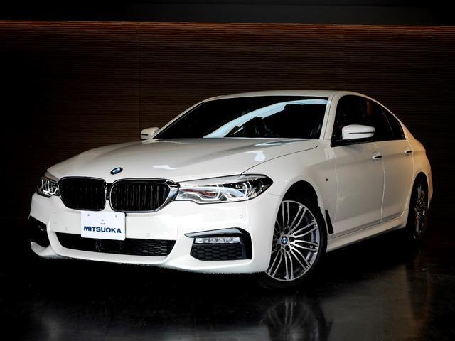BMW 523d Mスポーツ 保証継承 3Dカメラ 19AW LED