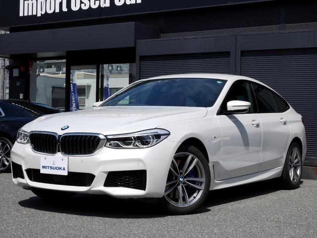 BMW 630i グランツーリスモ Mスポーツ 黒革Pシート ヘッドアップDISP 3D全周囲カメラ 19AW 追従クルーズ HDDナビ・ETC・地デジ 電動トランク リアサンシェード 4席ヒーター メーカー保証継承