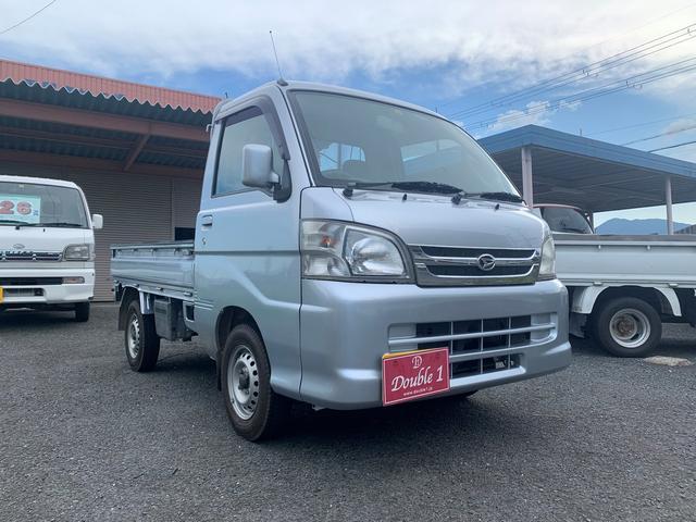 ダイハツ EXT トラック660エクストラ 3方開 4WD