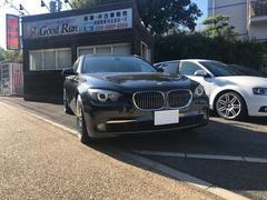 BMW740i 革シート サンルーフ 22AW