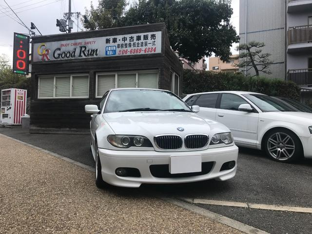 BMW 3シリーズ 330Ci Mスポーツパッケージ ETC ナビ