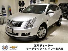 キャデラック SRXクロスオーバーラグジュアリー GM正規D車 純正ナビ地デジ ユーザー出品車