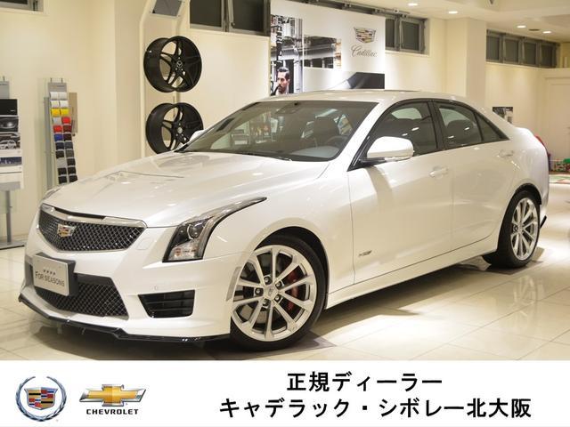 キャデラック スペック-A GM正規D車 ワンオーナー 純正ナビ地デジ