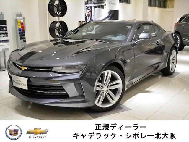 シボレー LT RS GM正規D車 赤黒コンビレザー 新車未登録
