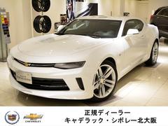シボレー カマロLT RS GM正規D車 新車未登録車 黒レザー