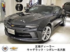 シボレー カマロLT RS GM正規D車 新車未登録 黒レザー