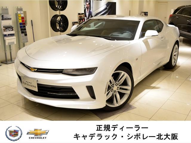 シボレー LT RS GM正規D車 ブラウンレザー 新車未登録
