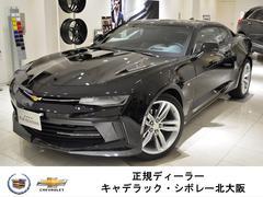 シボレー カマロLT RS GM正規D車 新車未登録 サンルーフ 黒レザー