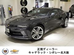 シボレー カマロLT RS GM正規D車 新車未登録 サンルーフ レザー