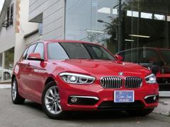 BMW118d スタイル クリーンディーゼル HDDナビ Bカメラ