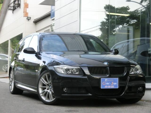 BMW 325iツーリング Mスポーツパッケージ 純正ナビ サンルーフ MスポーツPKG 2500cc