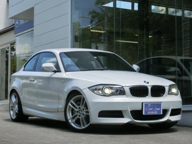1シリーズ(BMW) 135i 本革シート 純正ナビ 7速DCT パワーシート シートヒーター 18インチアルミ 中古車画像