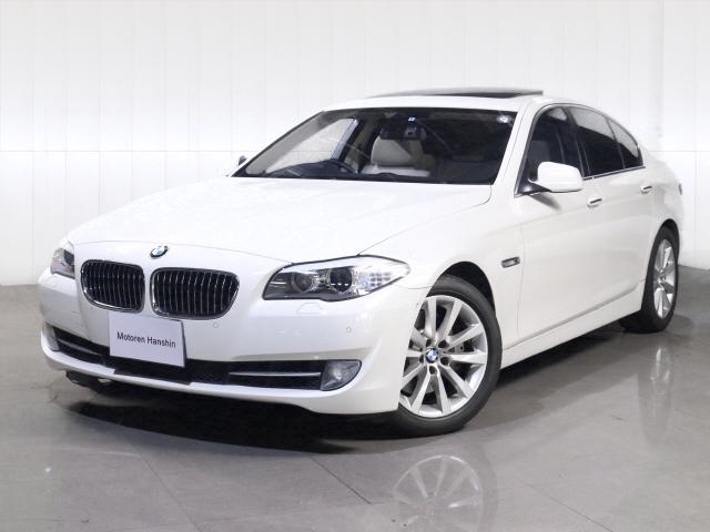 BMW 535iコンフォートPKGサンルーフオイスターレザー