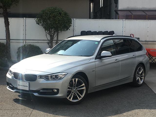 BMW 328iツーリングスポーツ純ナビTV18AW245PSBカメ