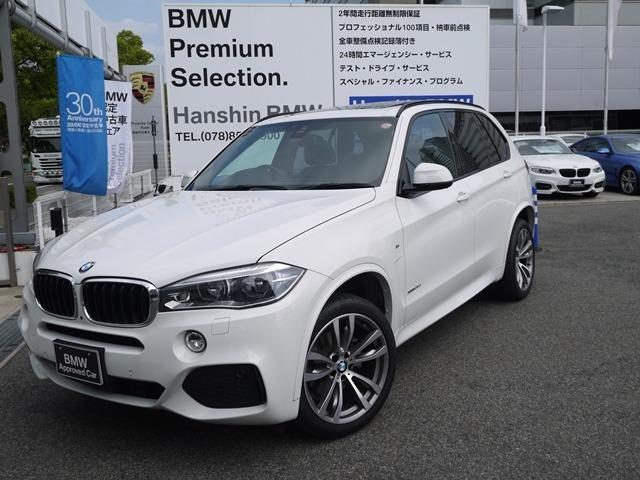 BMW xDrive 35d Mスポーツワンオーナー20AW ACC