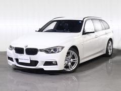 BMW320ツーリングMスポーツ新型iドライブHDDナビDVD再生