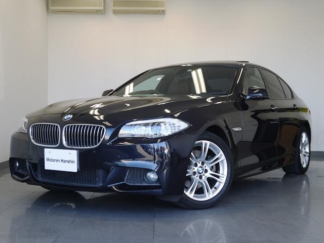 BMW 528i Mスポーツパッケージサンルーフシートヒーター