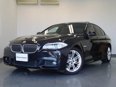 BMW528i Mスポーツパッケージサンルーフシートヒーター