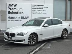BMW740iプラスパッケージサンルーフ黒レザーシートワンオーナー