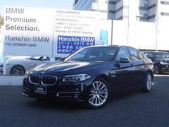 BMW528iラグジュアリーHDDナビBカメラLEDヘッドラACC