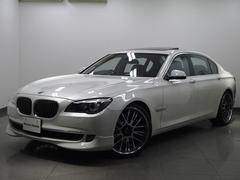 BMW750Li ACシュニッツァー22AWリップスポイラー