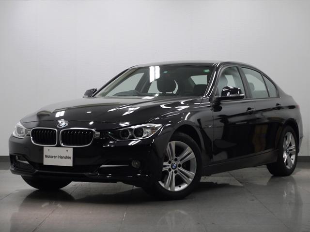 BMW 320dブルーパフォーマンス スポーツHDDナビ1オーナー