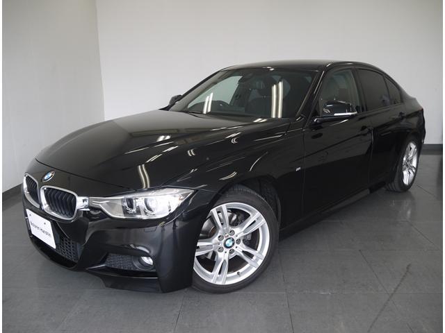 BMW 320d Mスポーツタッチパット付ナビインテリセーフティー