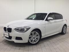 BMW116i MスポーツHDDナビプラスPKGパックカメ