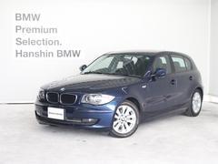 BMW116i直噴エンジンキセノン埋込ナビ地デジ1オーナー車ETC