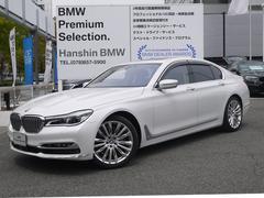 BMW740d xDriveエクセレンスピュアエクセレンス1オナ