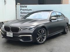 BMWM760LixDriveインデビジュアルカラー認定4年保証付