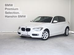 BMW116iタッチパット付純正HDDナビ キセノンヘッドライト