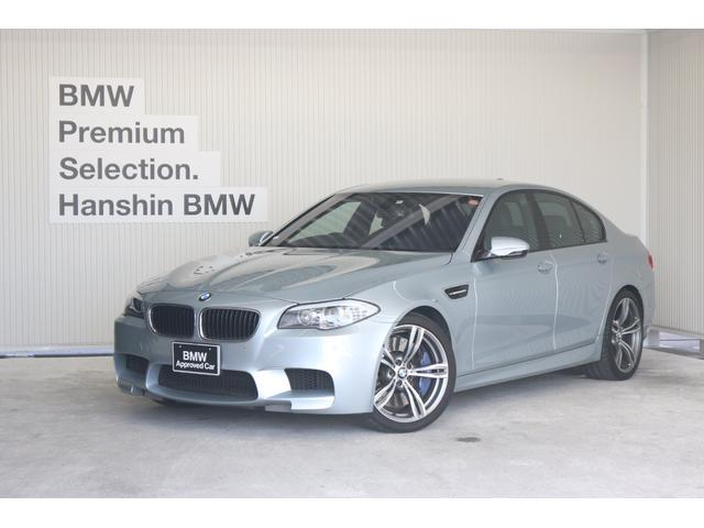 BMW M5認定保証HDDナビ20アルミ黒革ヘッドアップディスプレイ