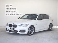 BMWM140i340ps黒革アドバンストPサポートワンオーナー