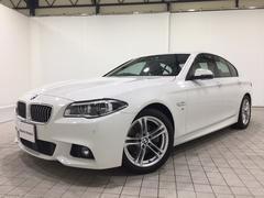 BMW523d MスポーツLEDヘッドACCインテリセーフティー