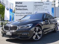 BMW740i Mスポーツ認定保証20AW黒革ACCレーザーライト