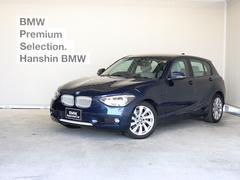 BMW120i スタイル認定保証純正HDDナビパールグレ革Pサポ