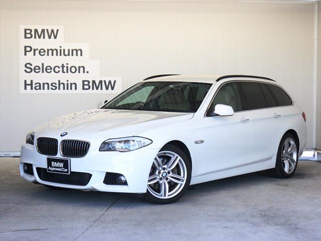 BMW 535iツーリングコンフォートP直6TB19AWエアシート