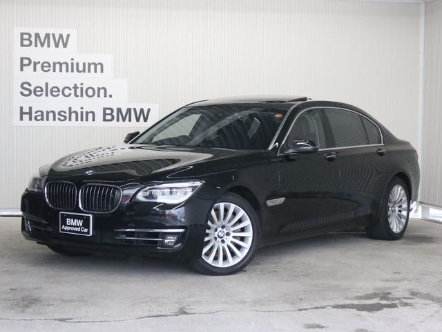 BMW 760Li全国保証V12EGリヤエンタテイメントサンル-フ