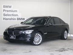 BMW760Li全国保証V12EGリヤエンタテイメントサンル−フ