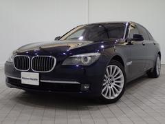 BMW760Li全国保証V12EGリヤエンタ−テイメント19AW