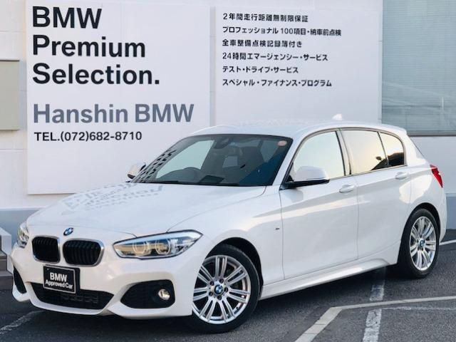 BMW 116i Mスポーツ認定中古車Rカメラ4気筒TBワンオーナー