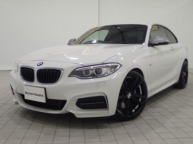 BMW M235iクーペ認定保証Pサポートパドルシフト19インチAW