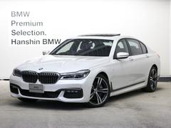 BMW750Li Mスポーツリアコンフォートプラス20AWSR