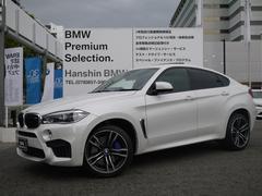 BMW X6 M認定保証OP21AW1オーナーサンルーフブラックレザー